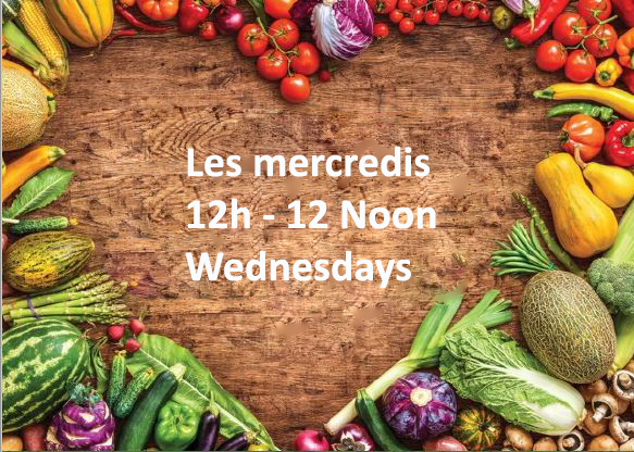 Wednesday Community Lunches